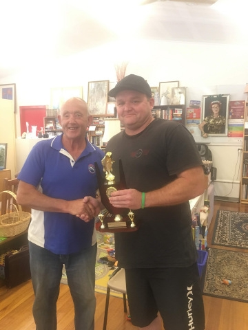 Dale Senior Club Aggregate Winner