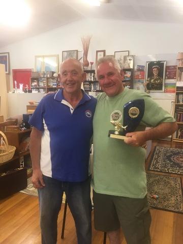 Phil Senior Club Aggregate Runner Up