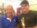 Dale Senior Heaviest Fish Winner