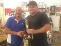 Dale Senior Club Aggregate Winner