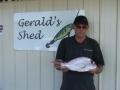 Leon Heaviest Fish