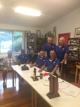 Most of the new committee for 2018