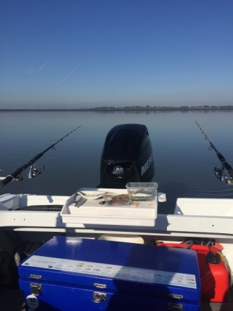 Great Conditions On The Inlet