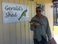 Andrew's 2nd placed Trevally