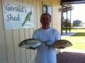 Steven Grech Winning Fish