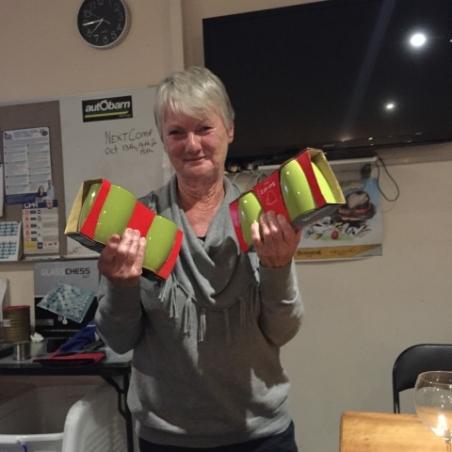 Nice Mugs Leslie!